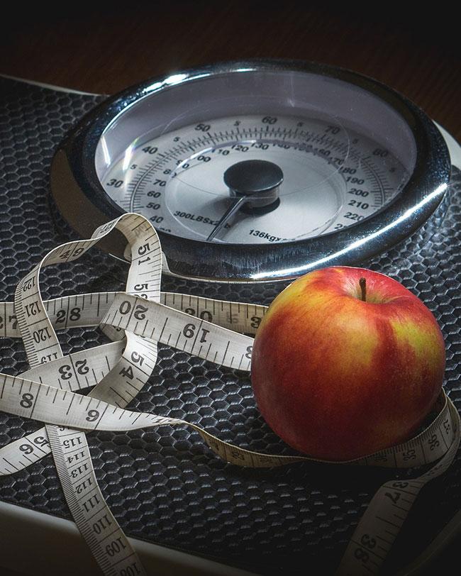 Perte de poids, maigrir, amaigrissement